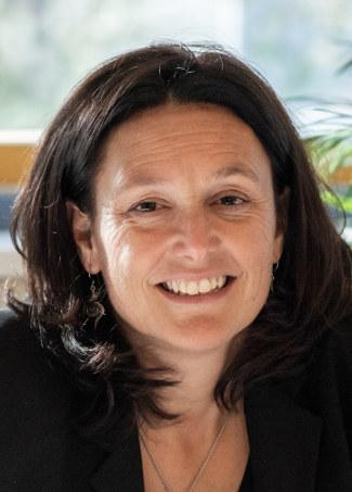 Therapeut Iris van Wijk